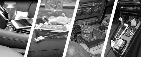 Multifunctional Car Seat Organizer 7