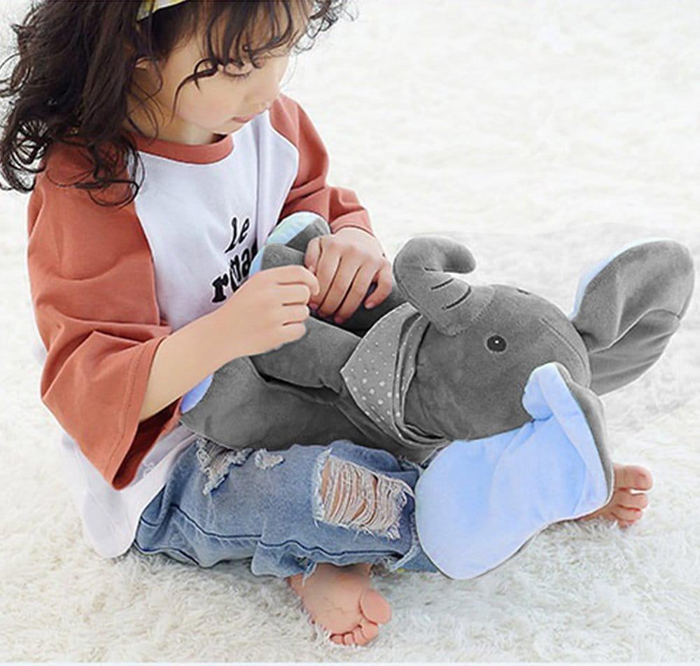 Peek-A-Boo Elephant Toy 8