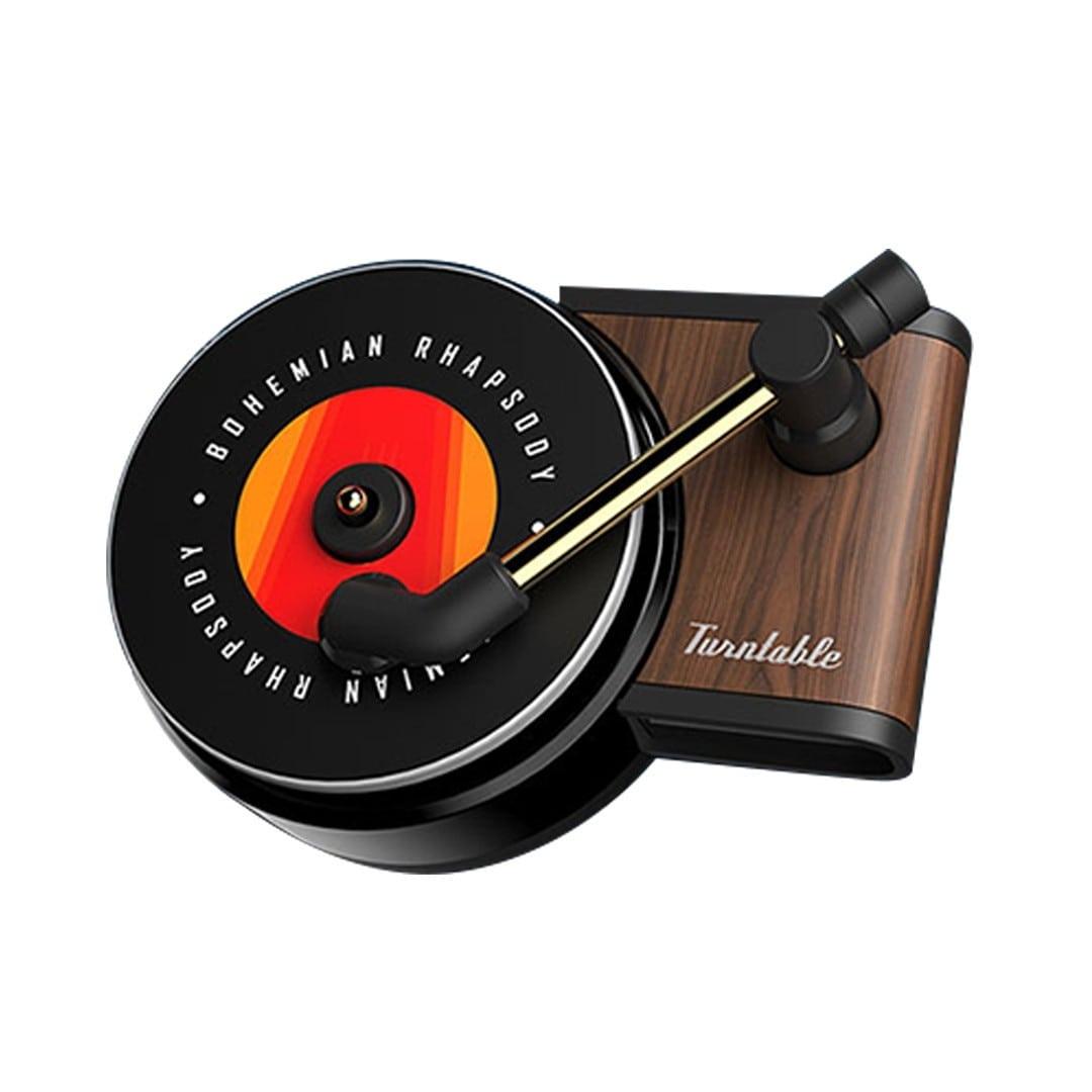Record Player Car Air Freshener