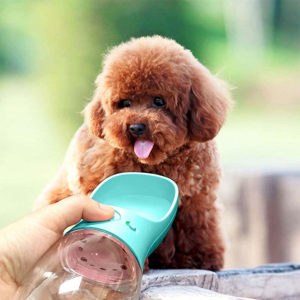 Water Filtering Dog Bottle